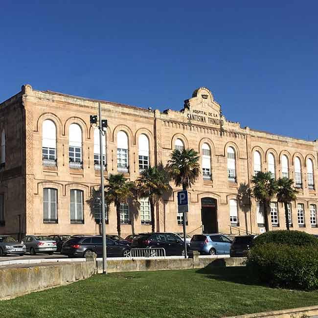 Transformación digital en la Fundación Hospital General Santísima Trinidad de Salamanca