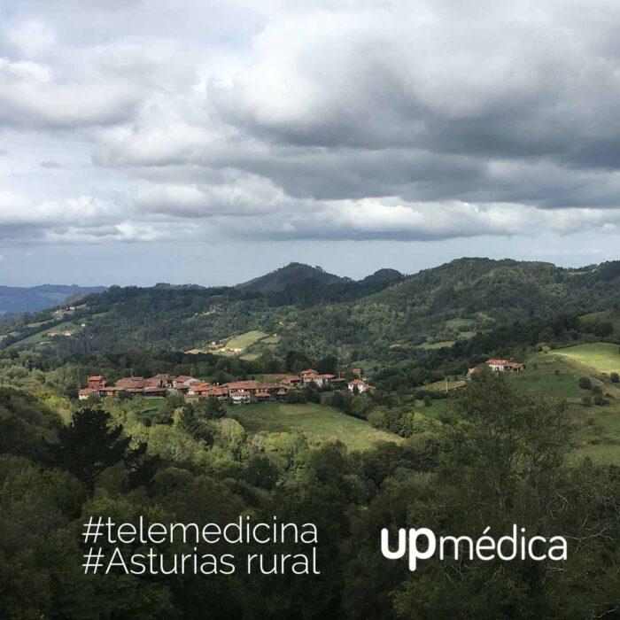 Telemedicina en el entorno rural asturiano