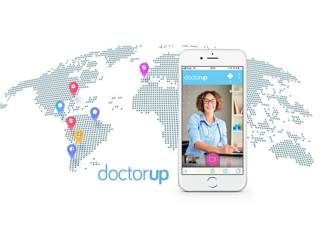 desplegamos doctorUp en todo el mundo