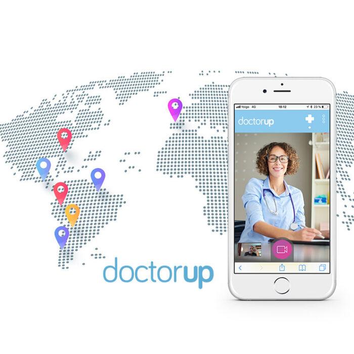 doctorUp alrededor del mundo