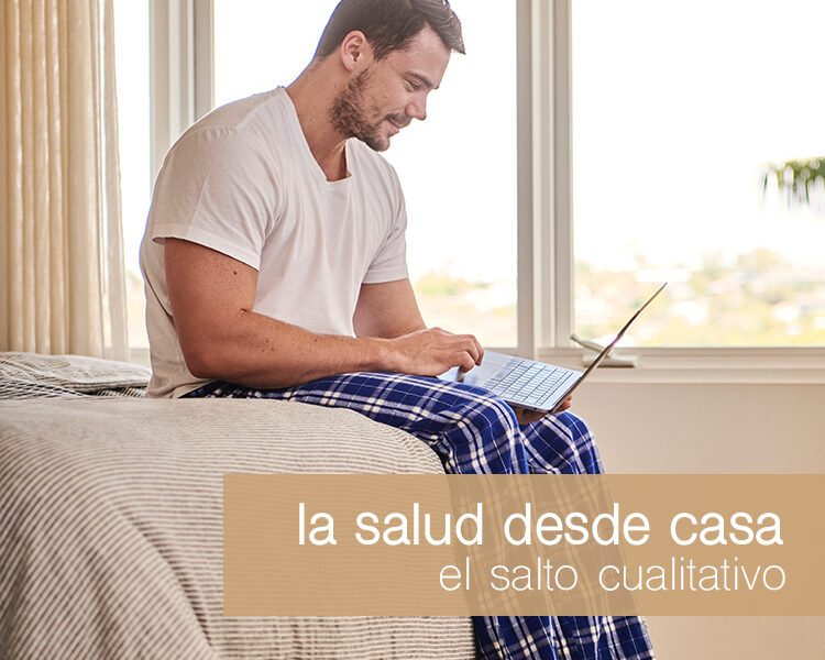 La salud desde casa